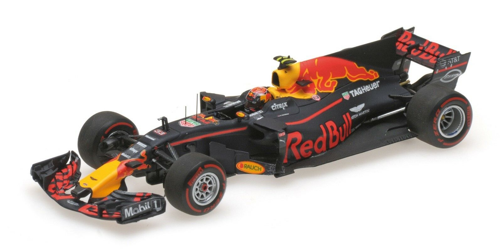 Red Bull Racing TAG Heuer RB13 M. Verstappen Australian Gp 2017 1/43