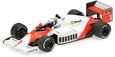 McLaren TAG Porsche MP4/2C Alain Prost World Champion 1986 1/43