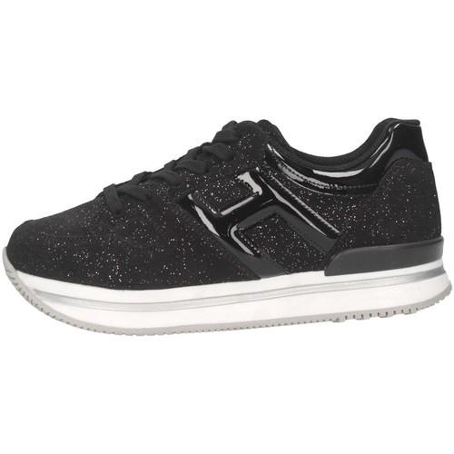 Sneakers Bambina Nero Hogan HXC2220T548M9KB999  -18