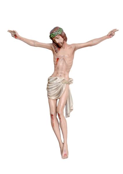 Corpo di Cristo in resina cm. 60