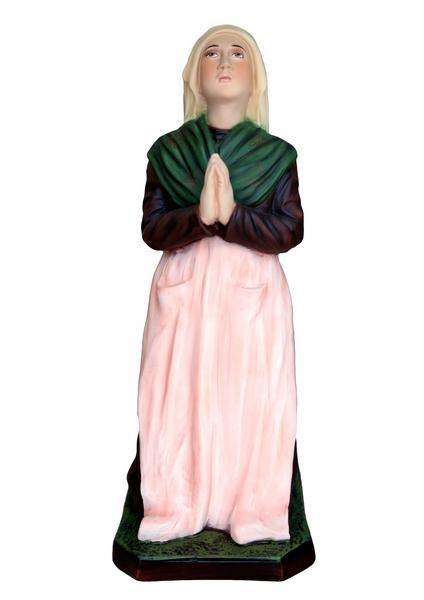 S. Bernadette in resina cm. 55