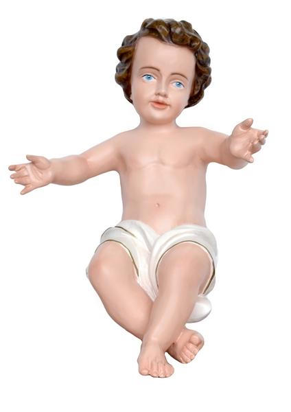 Gesù Bambino - presepio cm. 100