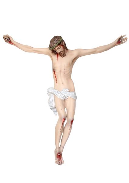 Corpo di Cristo in vetroresina cm. 110