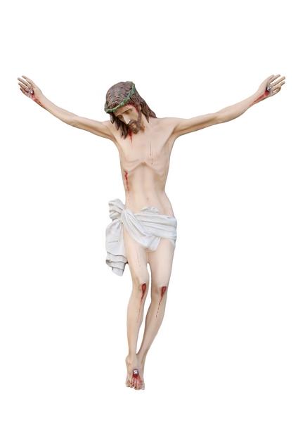 Corpo di Cristo in vetroresina cm. 150