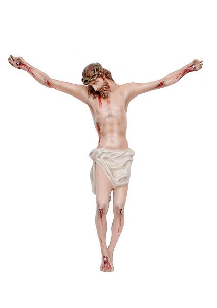 Corpo di Cristo in vetroresina cm. 75