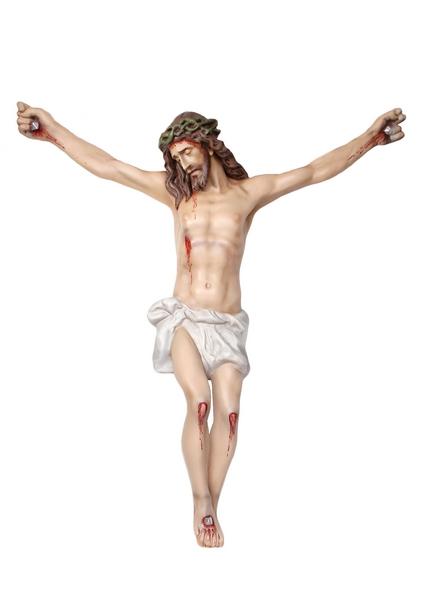 Corpo di Cristo in vetroresina cm. 90
