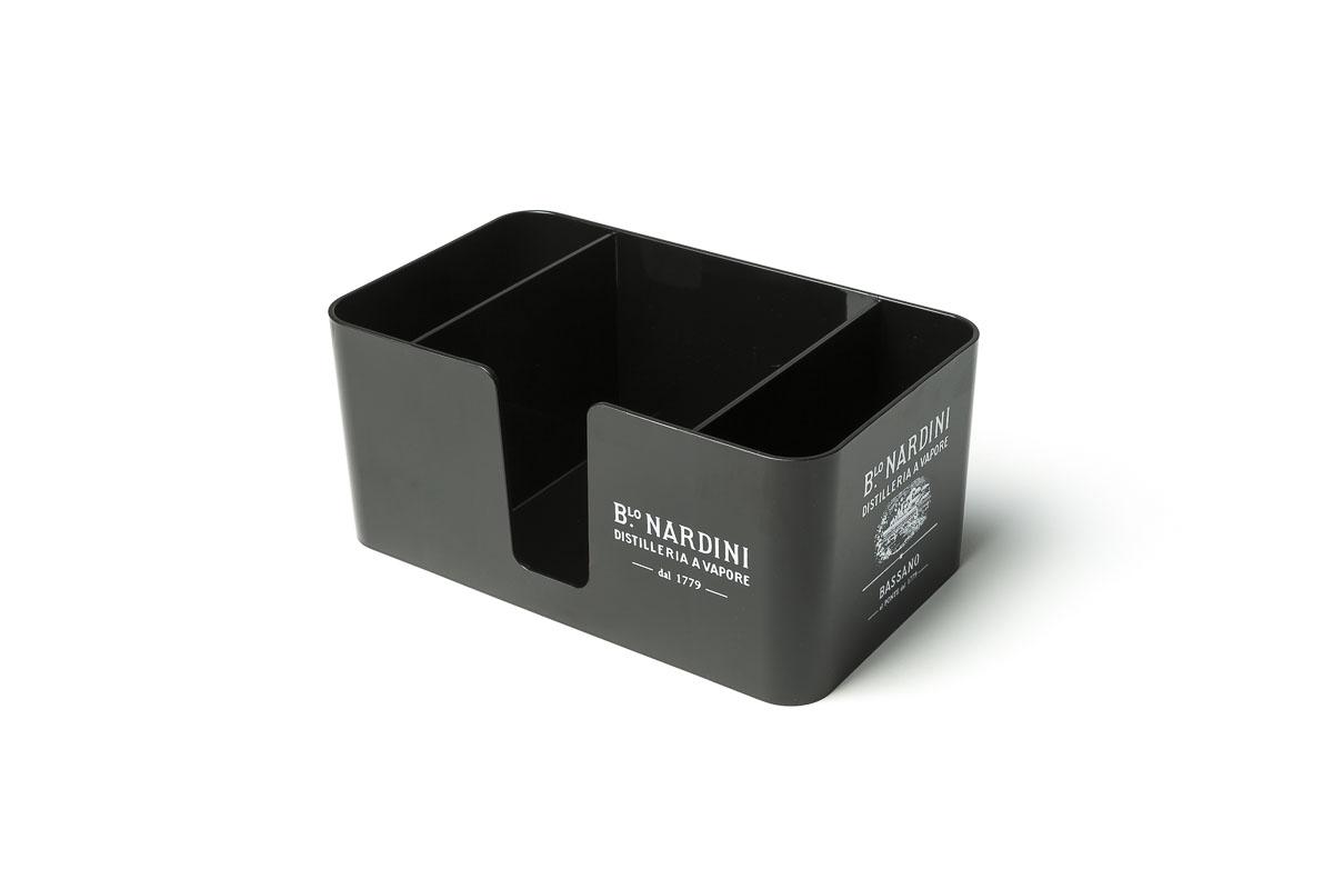 Bar organizer Nardini box