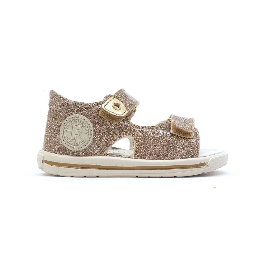 Sandalo platino glossy Falcotto