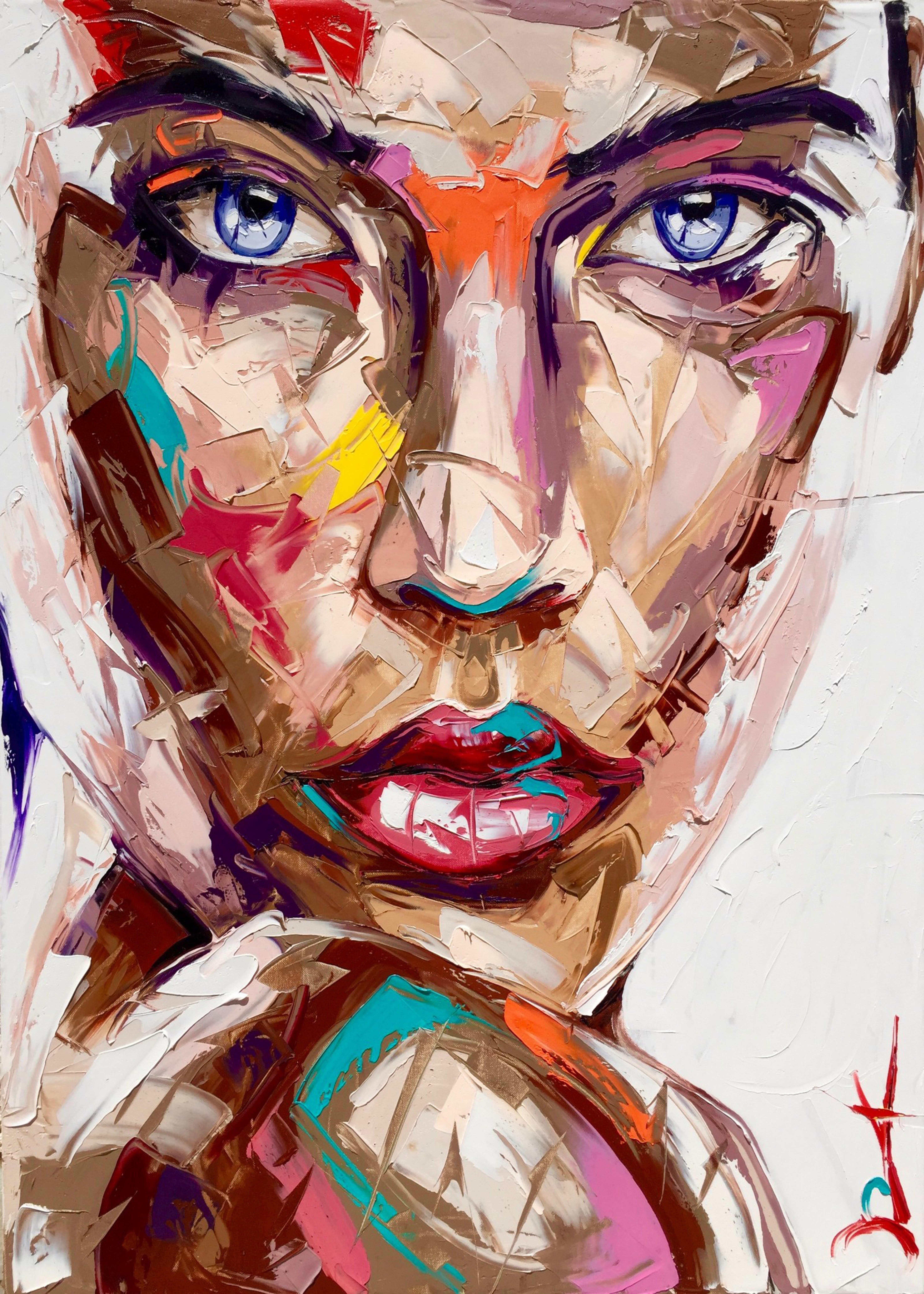 Woman 2 - Stampa su tela
