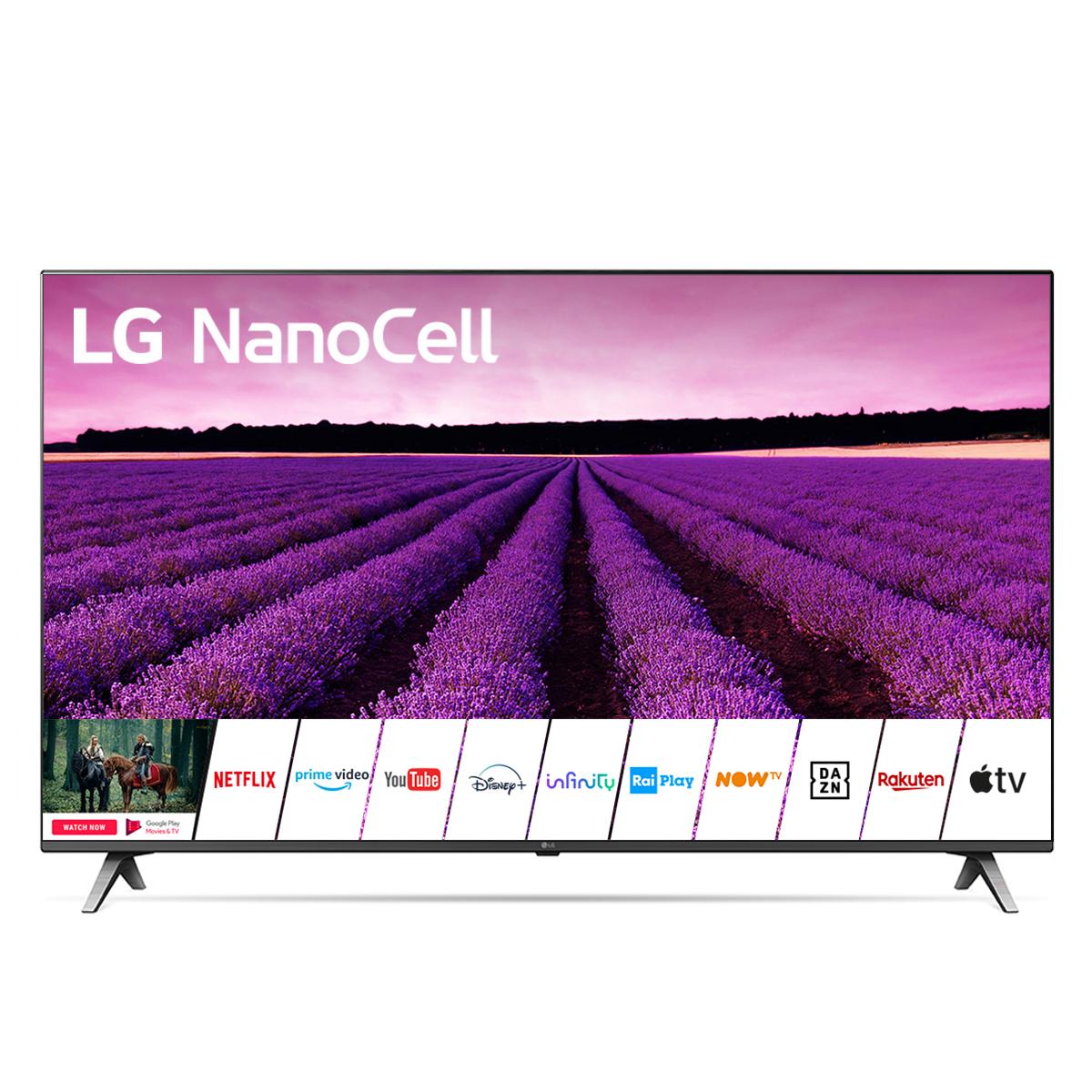 LG NanoCell 49SM8050PLC.API TV 124,5 cm (49