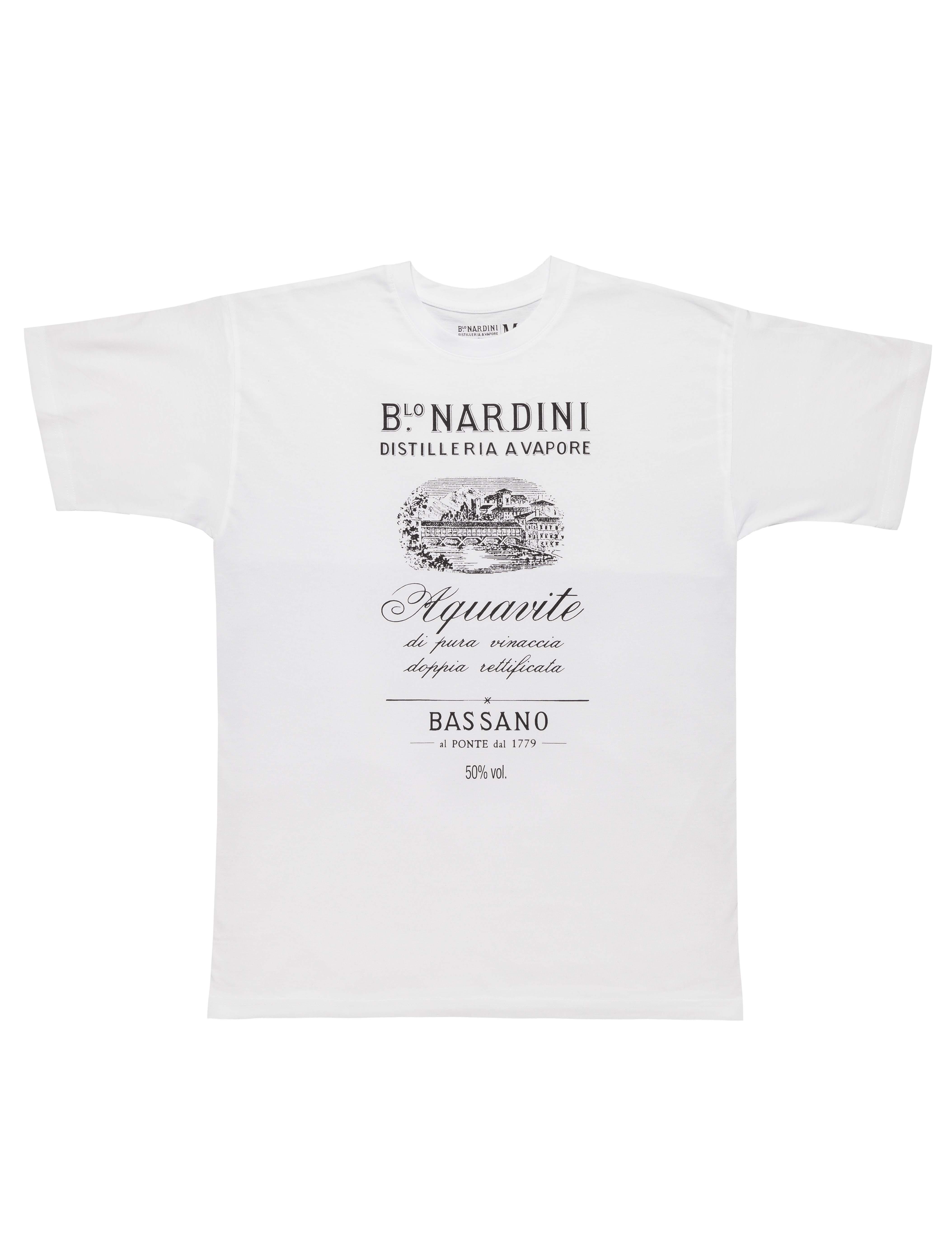 T-Shirt Nardini Uomo L graph