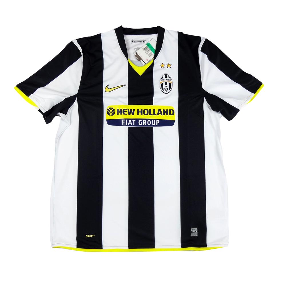 2007-08 Juventus Maglia Home XL *Nuova