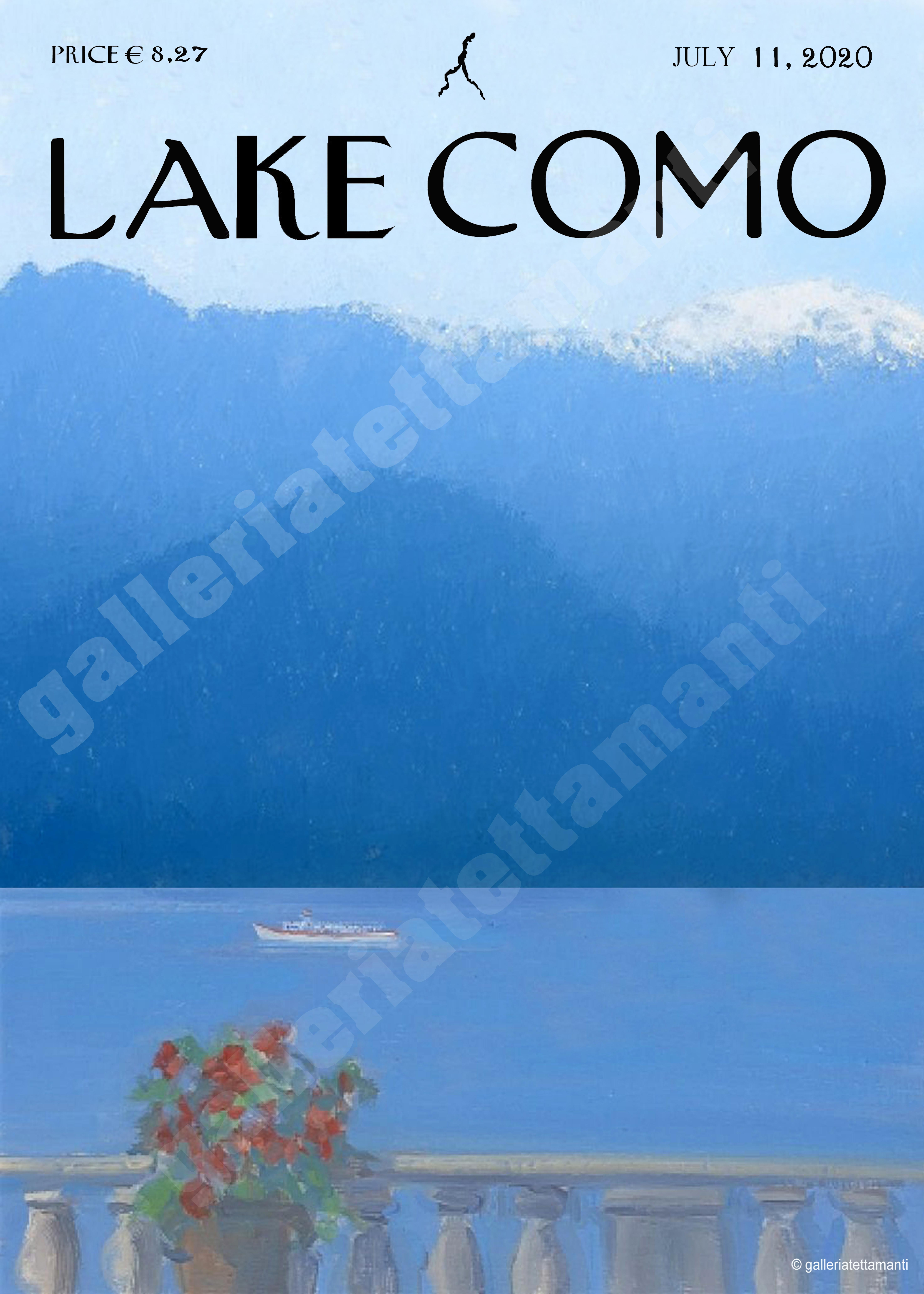 Lake Como 3 - Stampe su tela