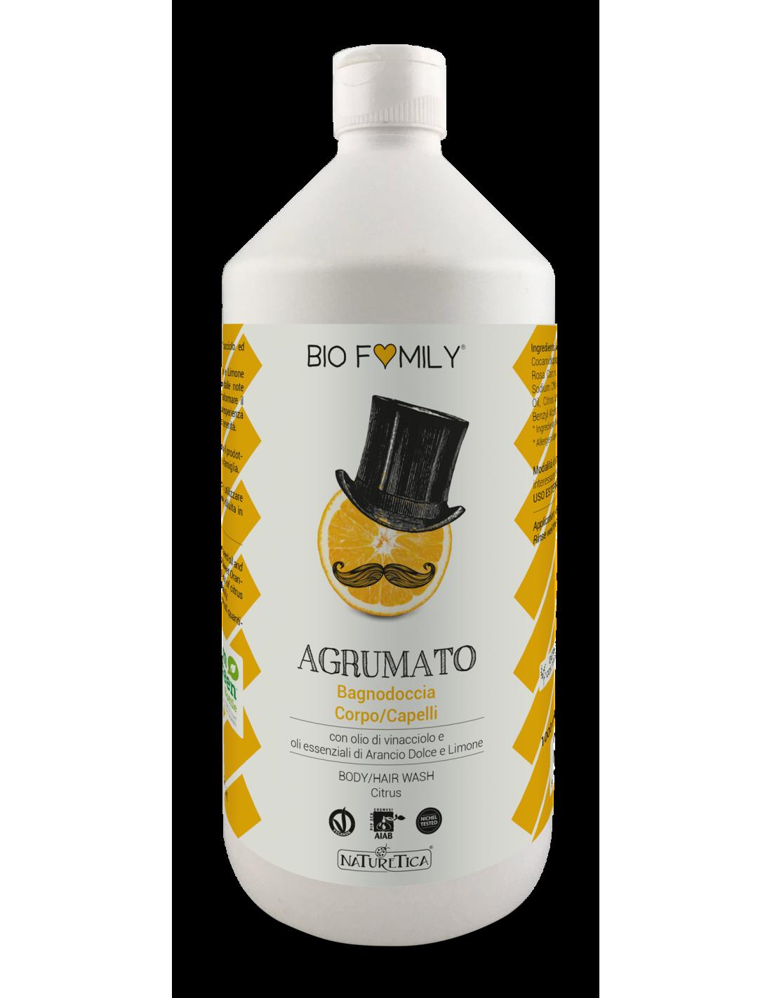BioFamily Bagnodoccia Agrumato