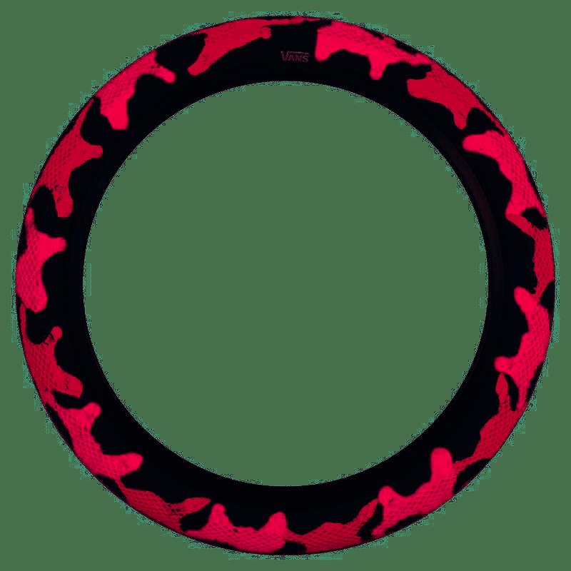 Cult X Vans Waffle Tire | Pink Camo