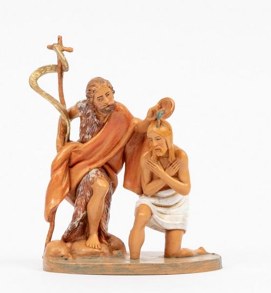 Battesimo di Gesù cm. 12