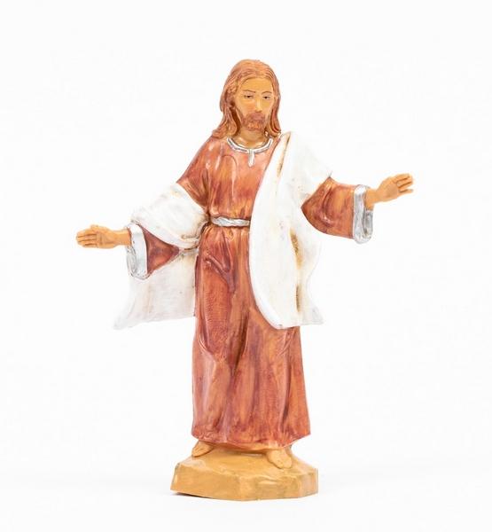 Cristo nozze di Cana cm. 12