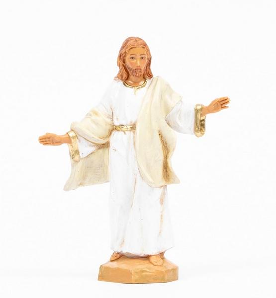 Cristo risorto cm. 12