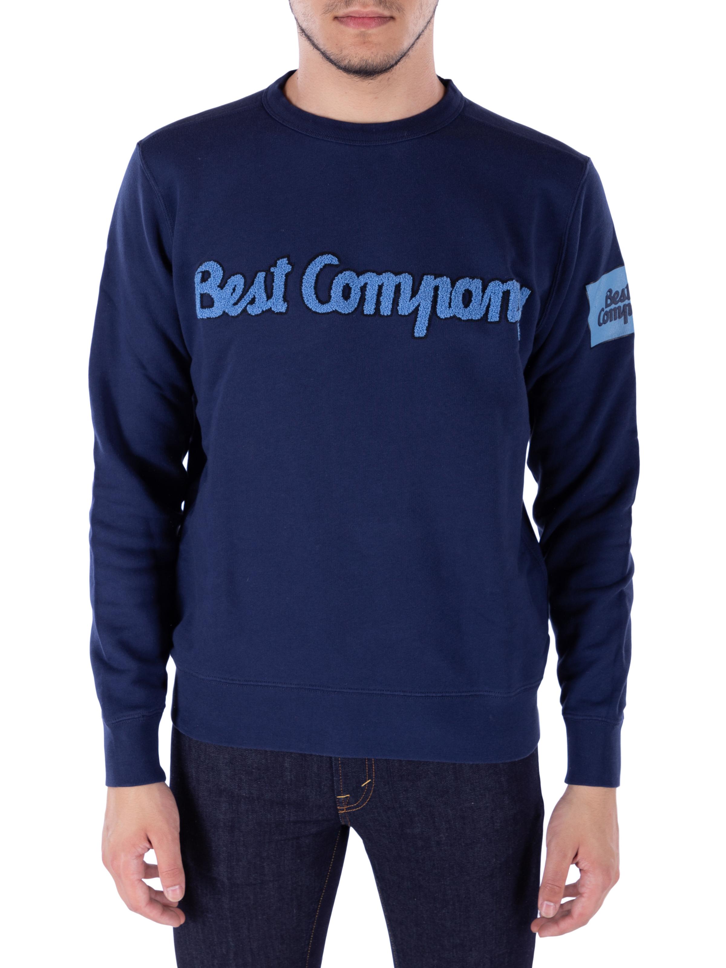 Best Company Felpa 692188 000