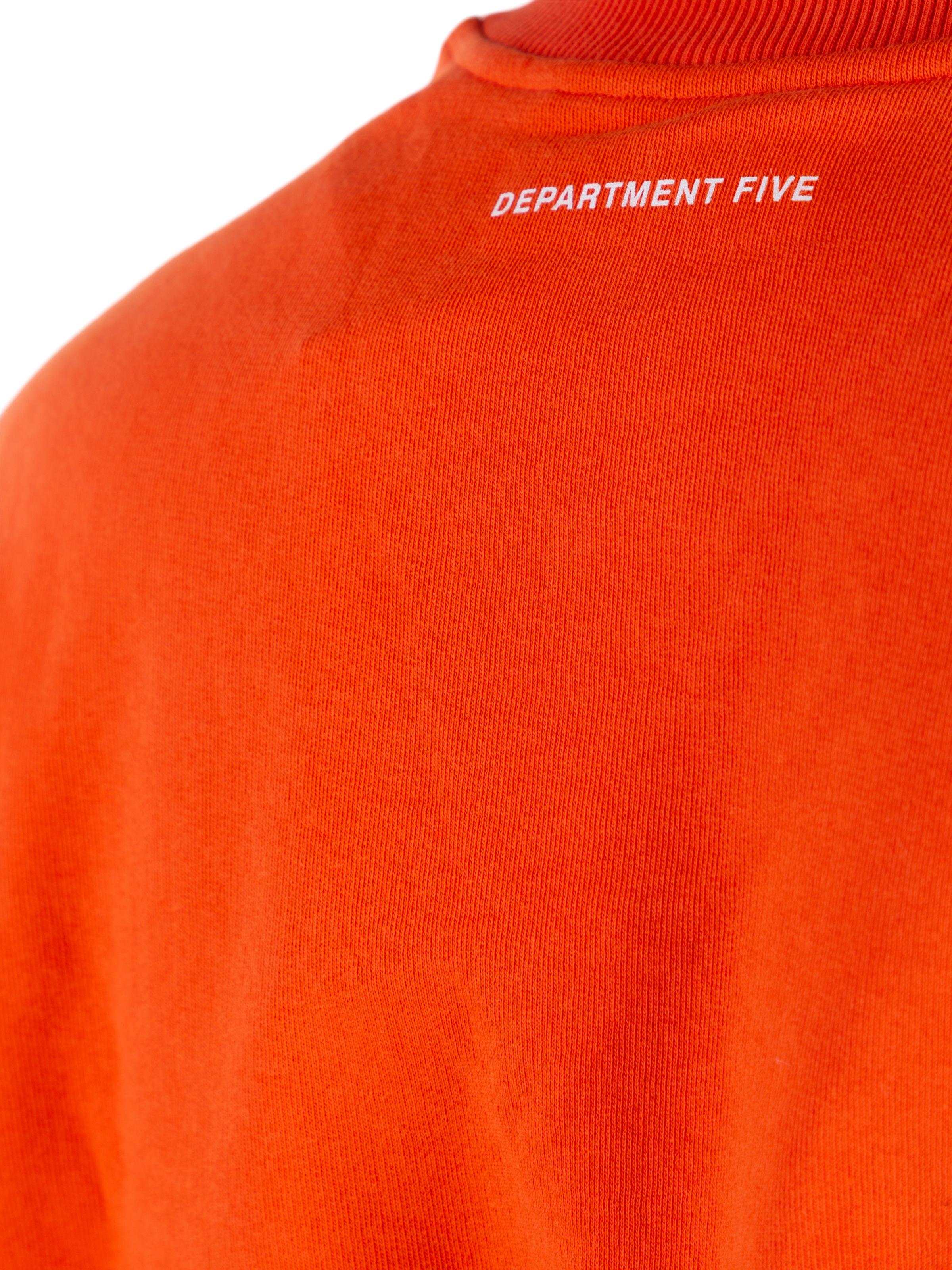 Department Five Felpa U20DF3 J0002