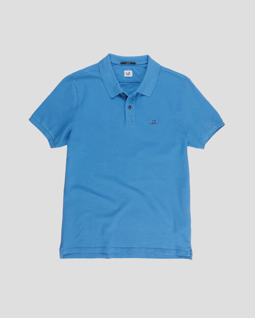SHOPPING ON LINE CP COMPANY POLO MEZZA MANICA NEW COLLECTION SPING SUMMER 2020