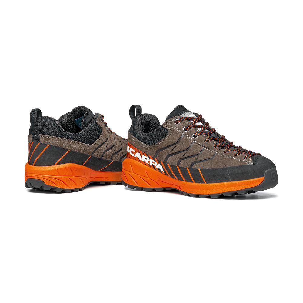 MESCALITO LACE KID   -   Scarpa hiking per bambini  -  Titanium-Tonic