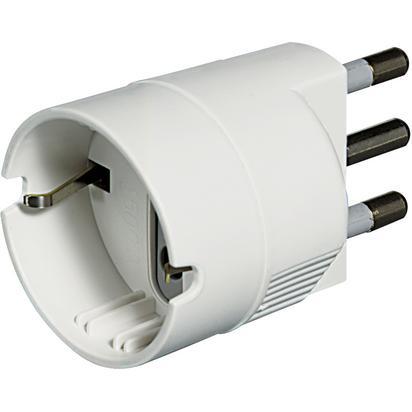 bticino S3624D adattatore per presa di corrente Bianco
