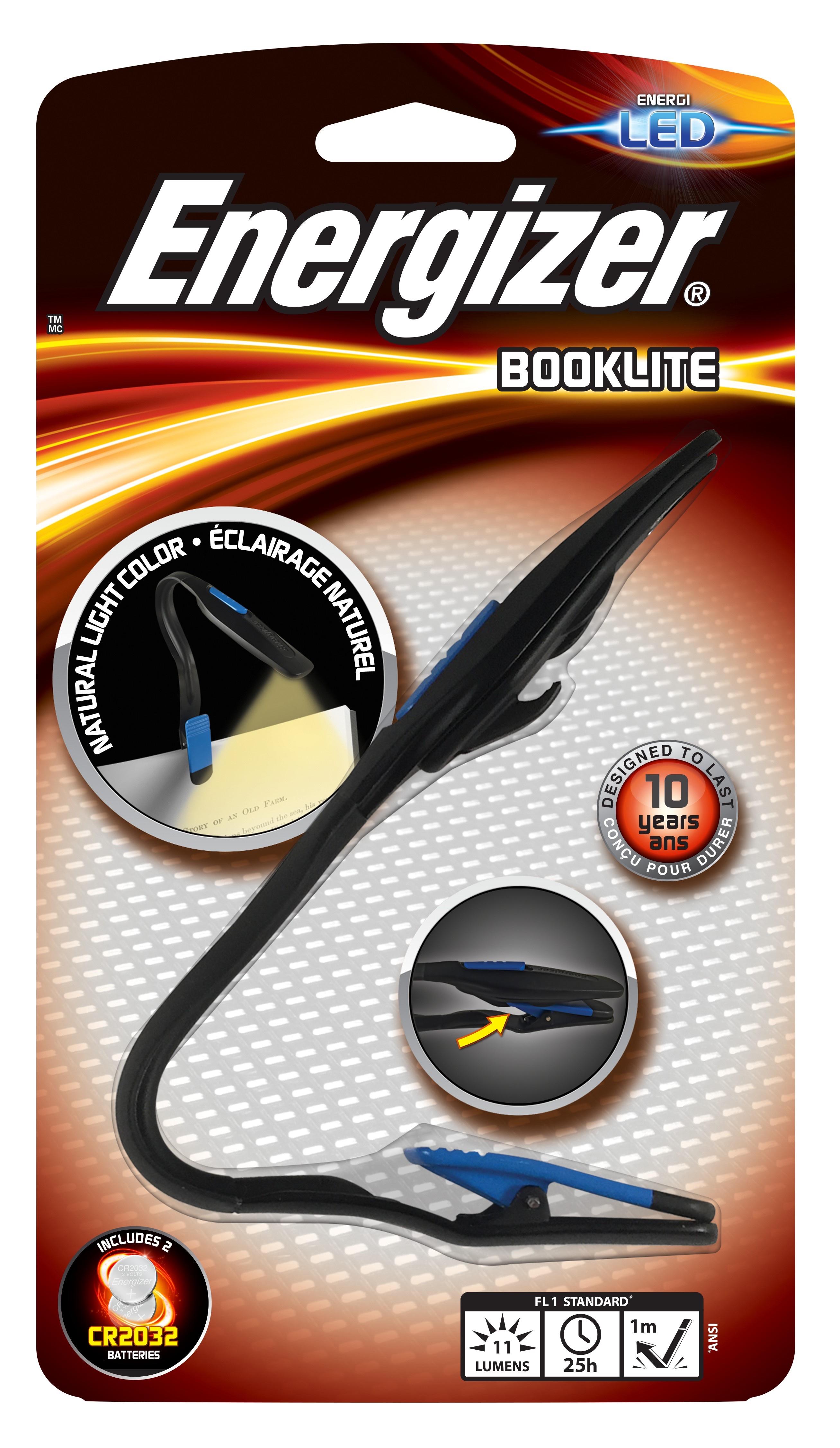 Energizer Booklite lampada LED