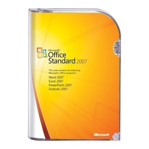 Microsoft Office 2007, Win32, IT, CD 1 licenza/e ITA