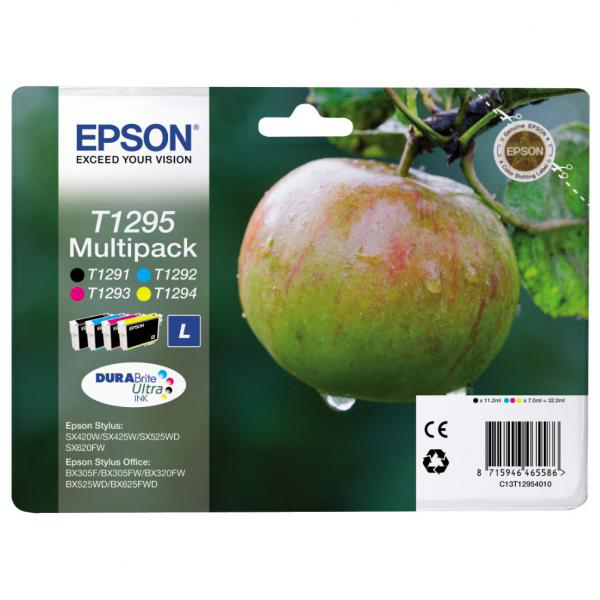 Epson Apple Multipack 4 colori
