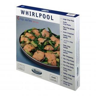 Whirlpool AVM305 Rotondo Nero, Marrone 1pezzo(i) piatto piano