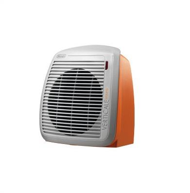 DeLonghi HVY1020.O Stufetta con elettroventola Interno Arancione 2000 W