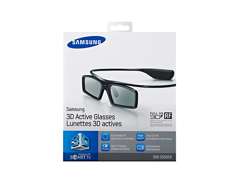 Samsung SSG-3570CR occhiale 3D stereoscopico 1 pezzo(i)