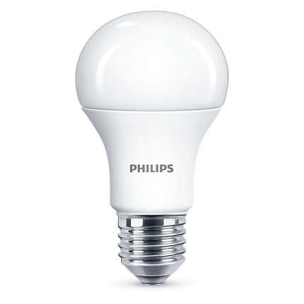 Philips LED 11W E27 Lampadina a risparmio energetico A+