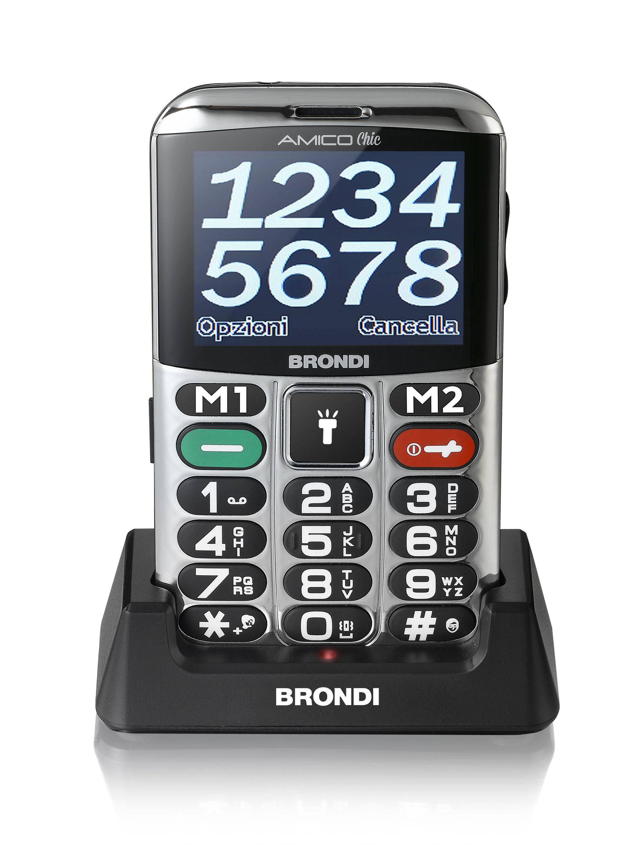 Brondi Amico Chic 6,1 cm (2.4