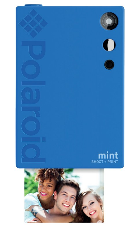 Polaroid Mint 50 x 76 mm Blu
