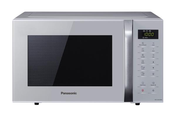 Panasonic NN-K36HMMEPG Superficie piana Microonde combinato 23 L 800 W Grigio