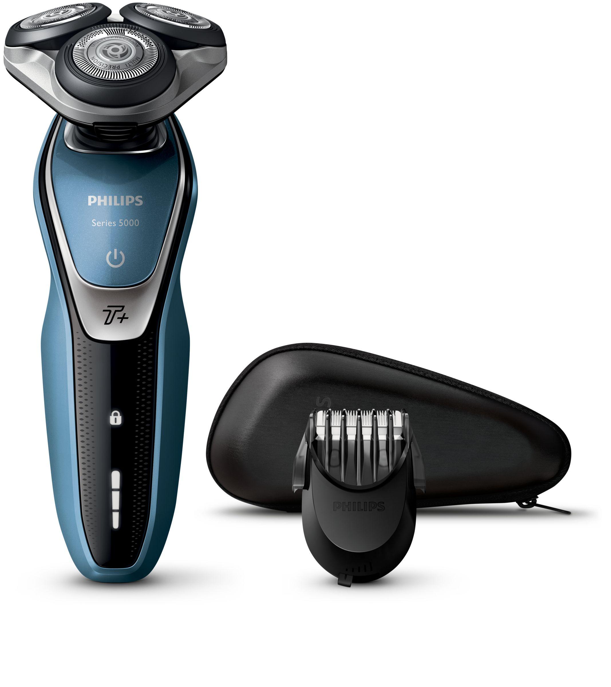 Philips SHAVER Series 5000 Rasoio elettrico Wet & Dry S5630/41
