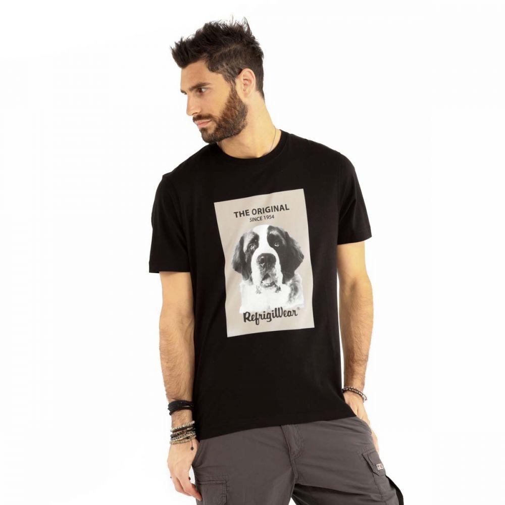 Refrigiwear T-shirt Uomo T25400JE9101  -19