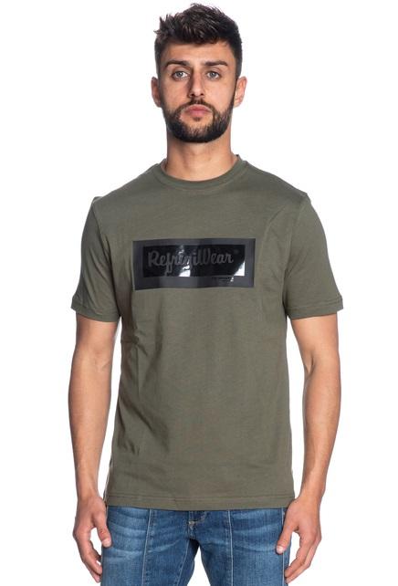 Refrigiwear T-shirt Uomo T22500JE9101 VERDE  -19