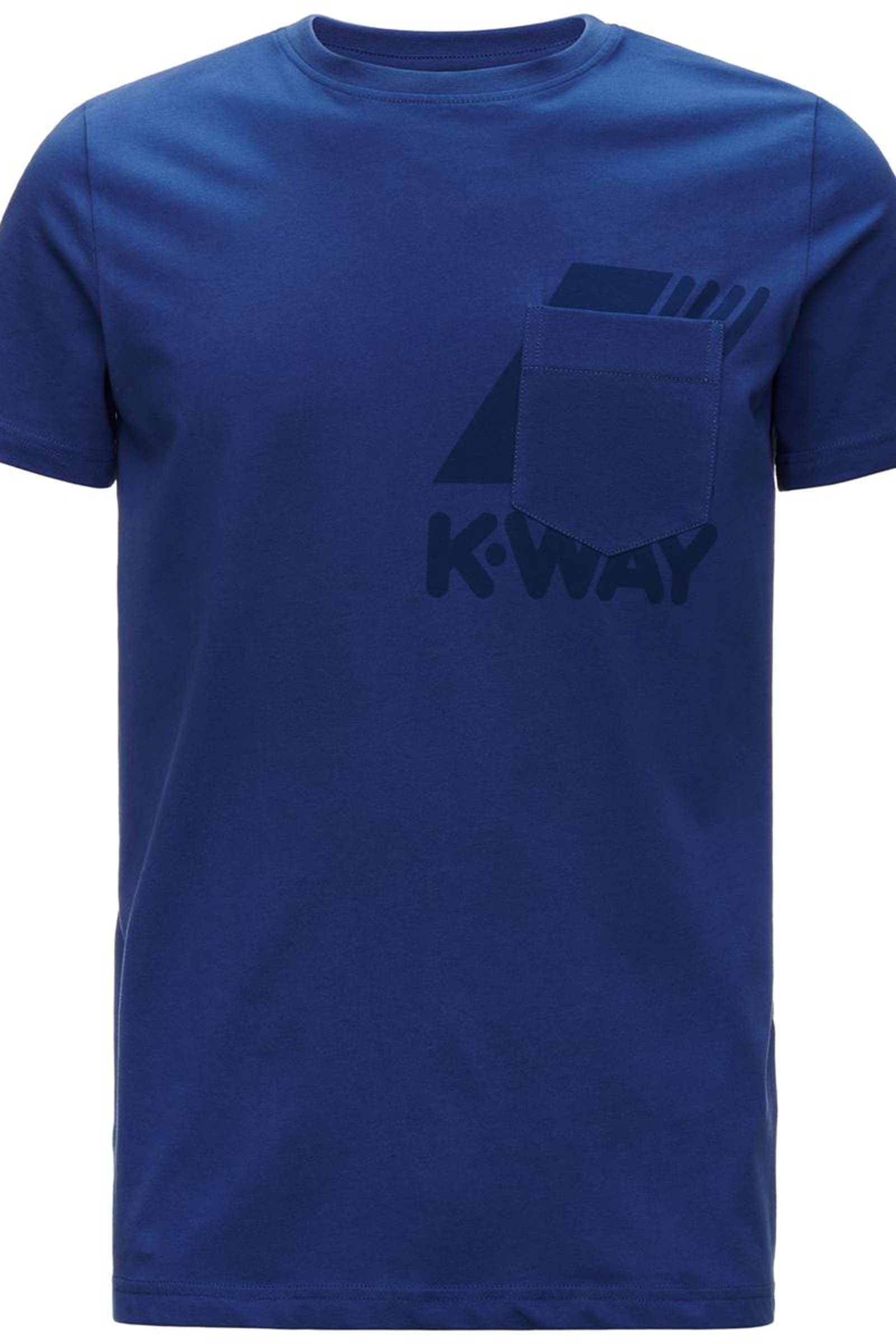 K-way T-shirt Uomo K51121W379  -19