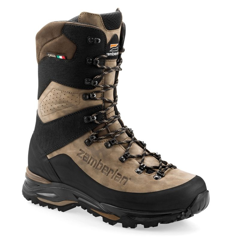 981 WASATCH GTX RR   -   Bottes  Chasse     -   Brown-Camouflage