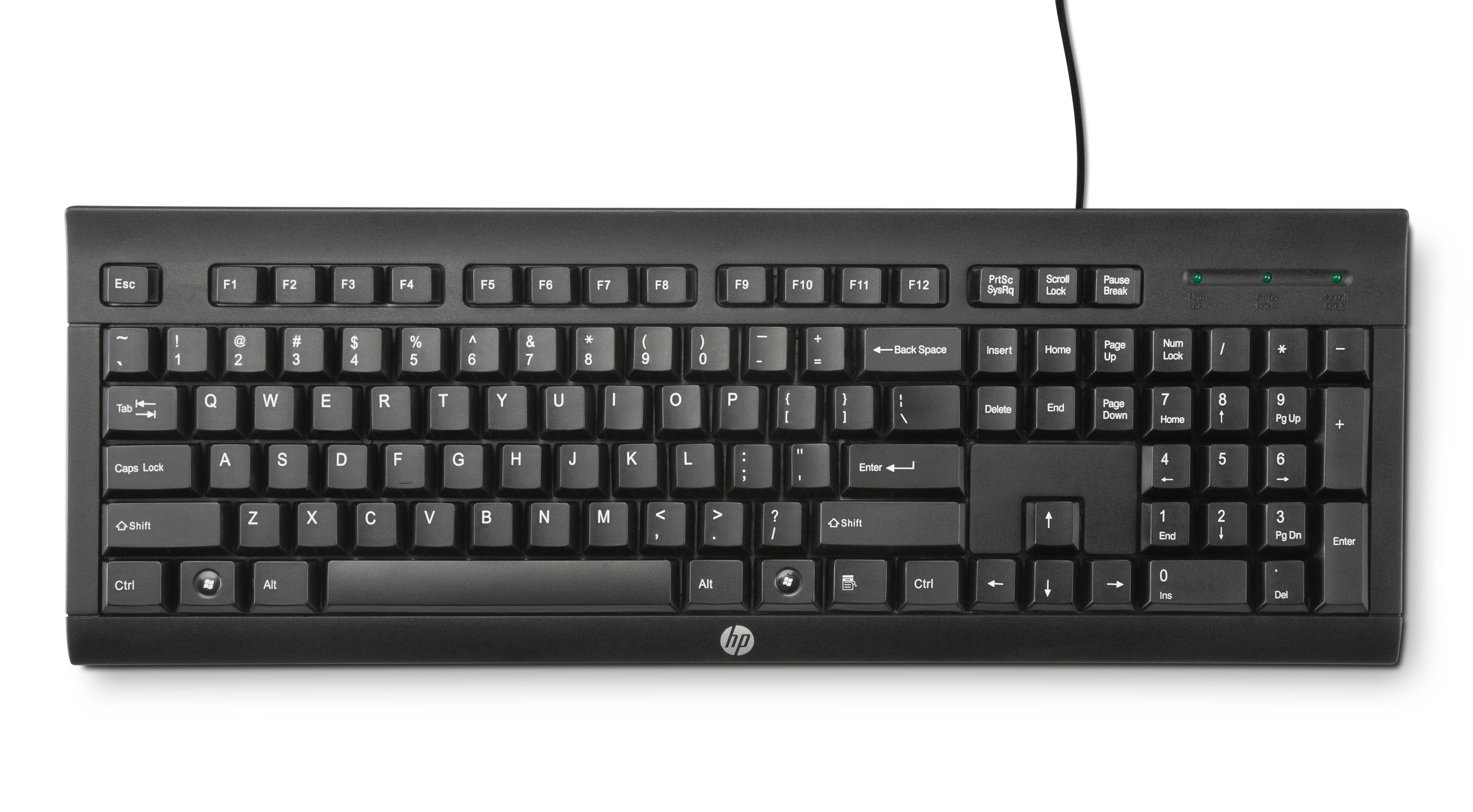 HP Tastiera K1500