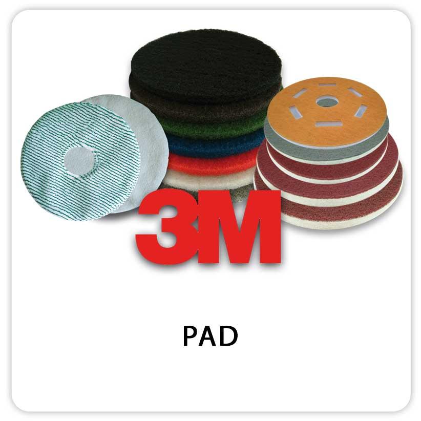 Dischi Pad per Monospazzole, Lavasciuga e Lavapavimenti