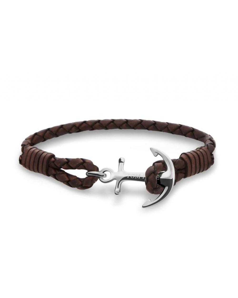 Bracciale unisex Tom Hope Havana Brown.