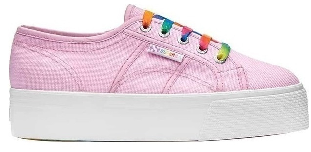 Sneaker Donna Superga S00DPY0 G30 PINK LAVE  -15