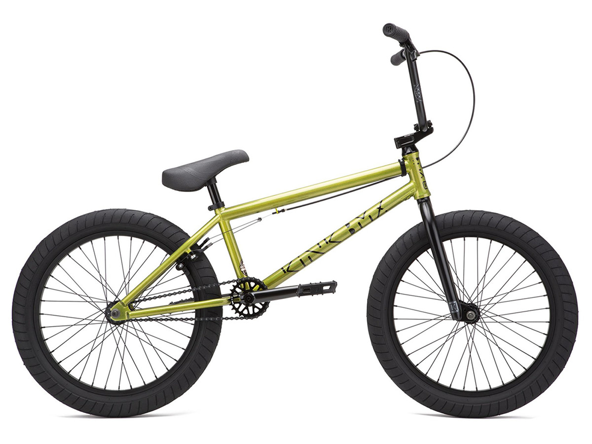 Kink Launch 2021 Bmx | Colore Gloss Digital Lime