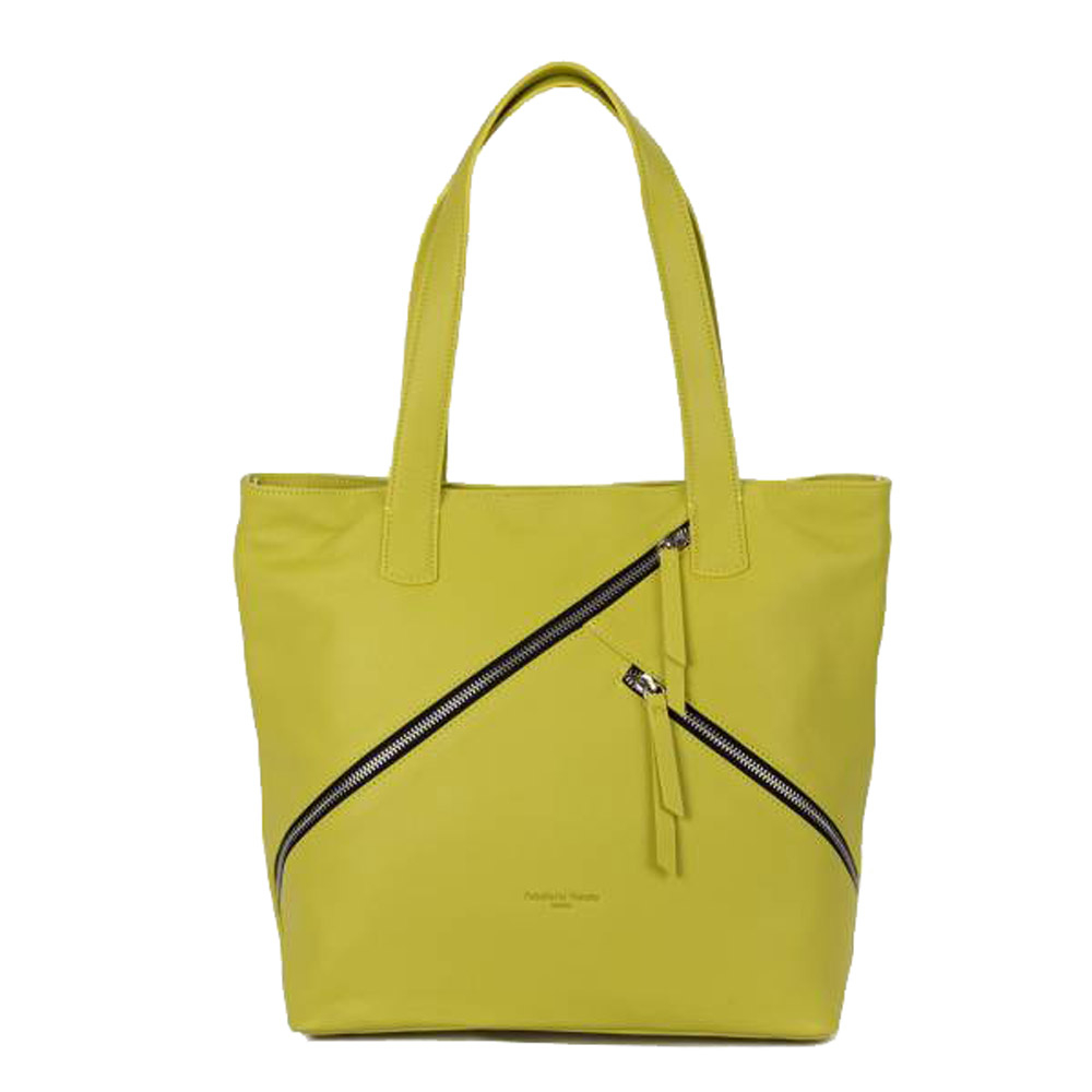 SHOPPING BAG DONNA IN NAPPA