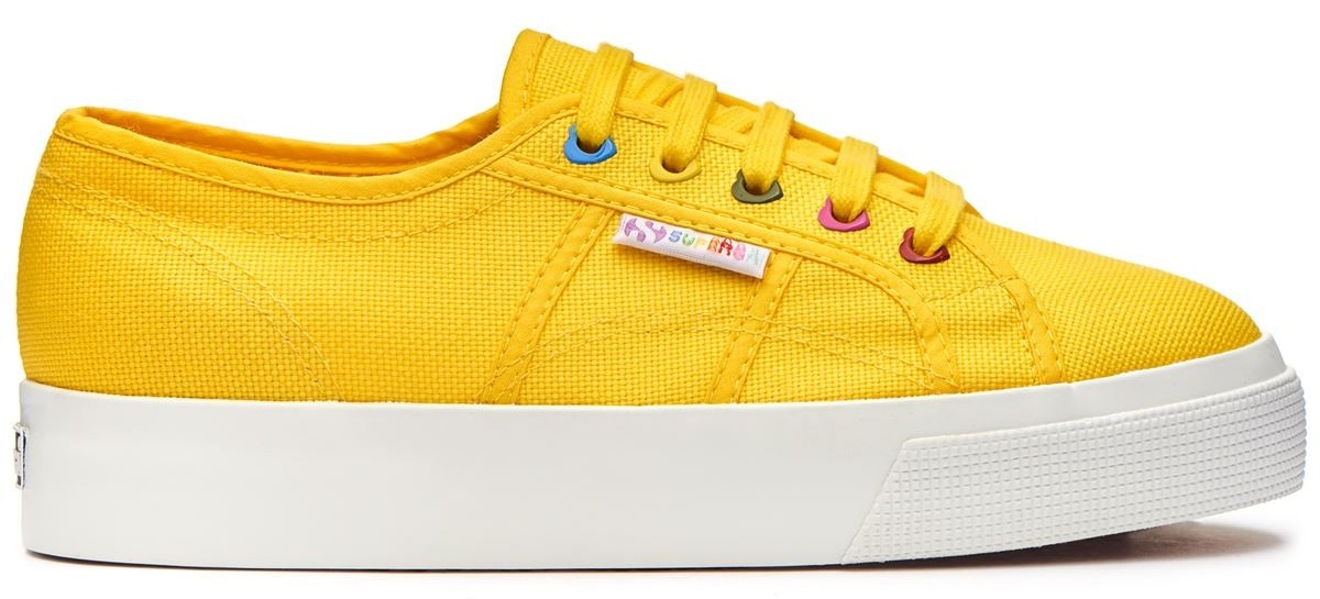 Sneaker Donna Superga S00DPZ0 176 YELLOW