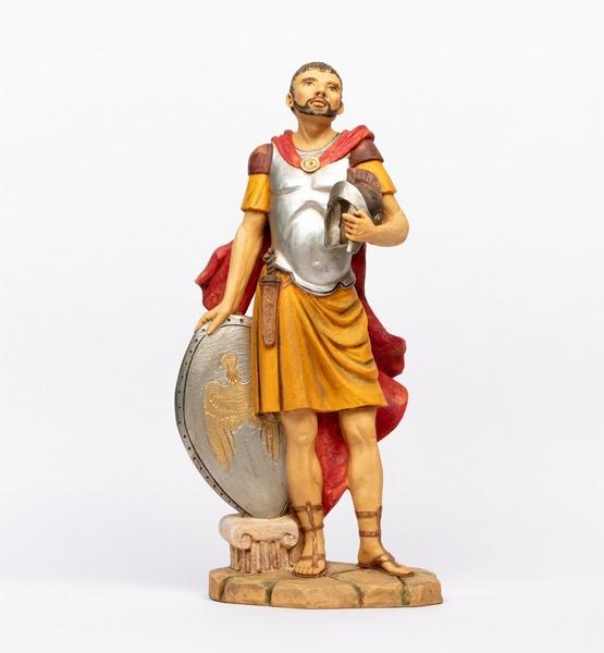 Pastore soldato romano cm. 65